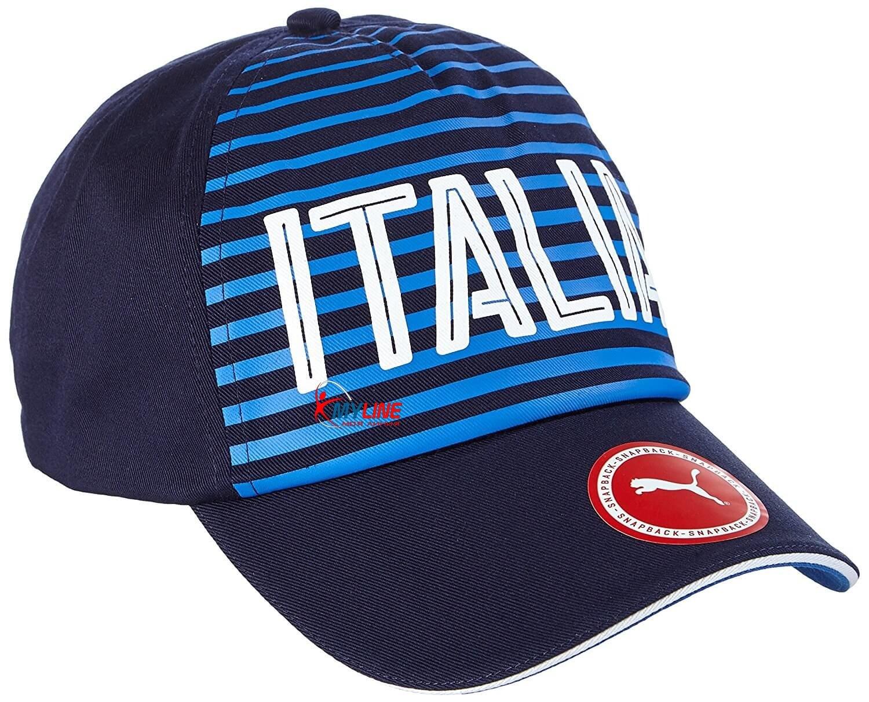 Italia Fanwear Cap peacoat
