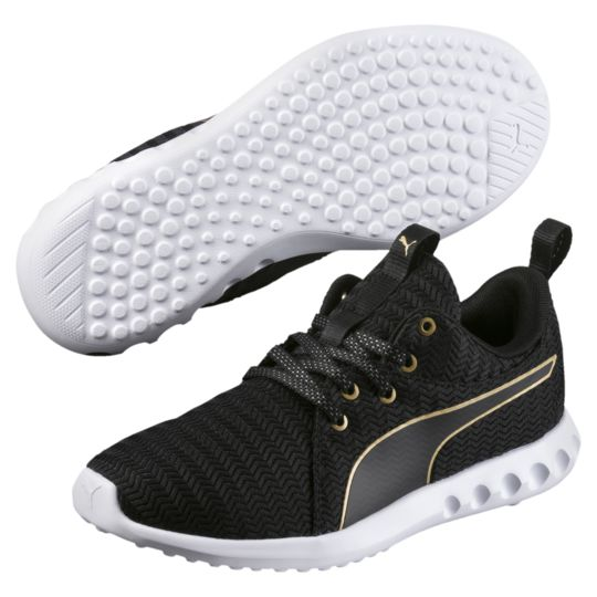 Carson 2 Metallic Wn s Puma Black-Gold