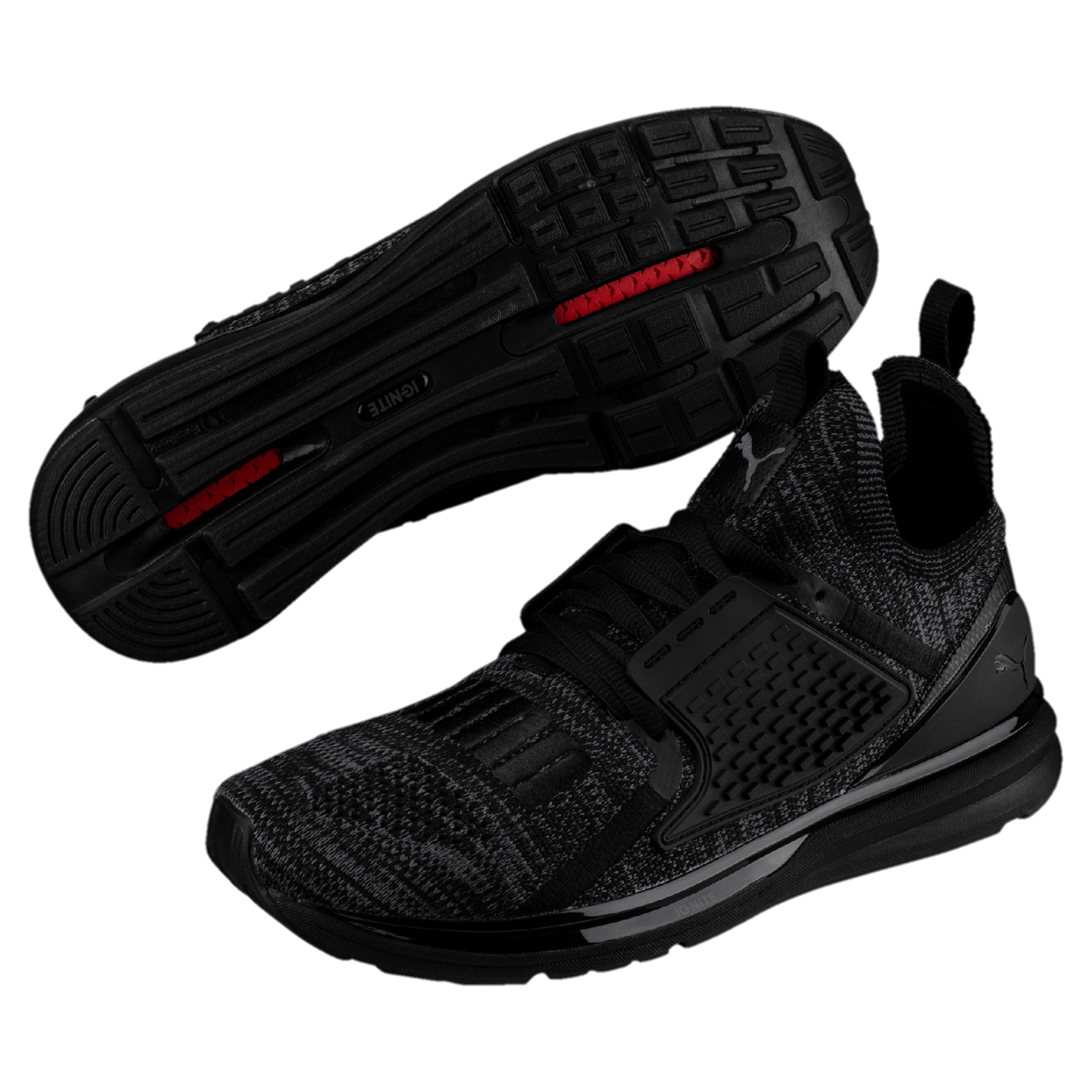 IGNITE Limitless 2 evoKNIT Puma Black-Ir