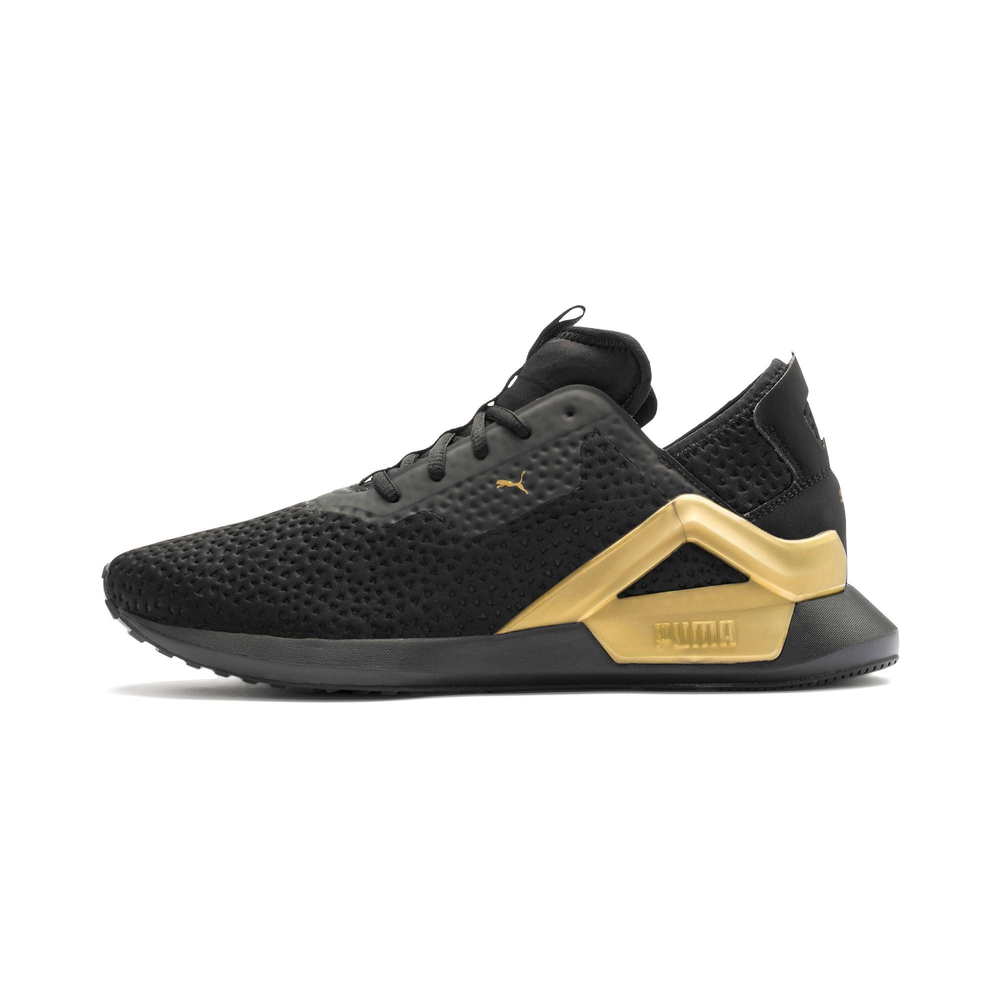 Rogue X Metallic Puma Black-Gold
