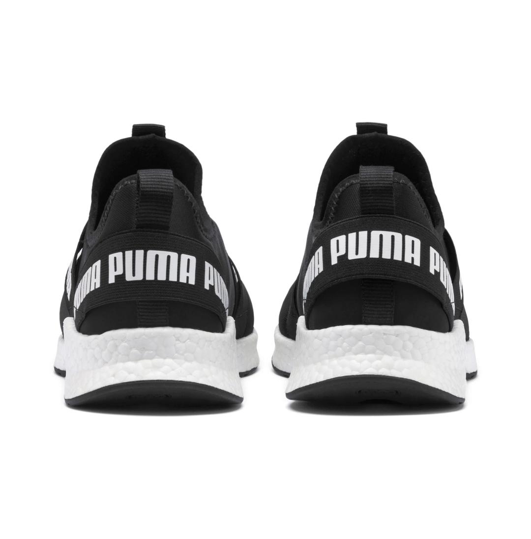 NRGY Star Slip-On Puma Black-Puma White