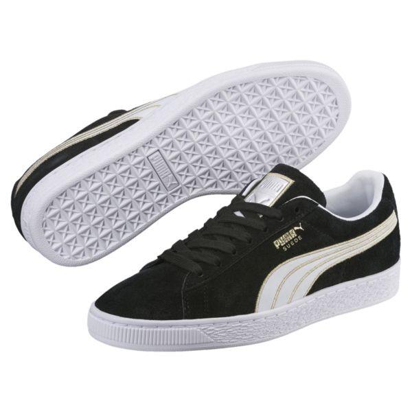 Suede Varsity Wns Puma Black-Puma White