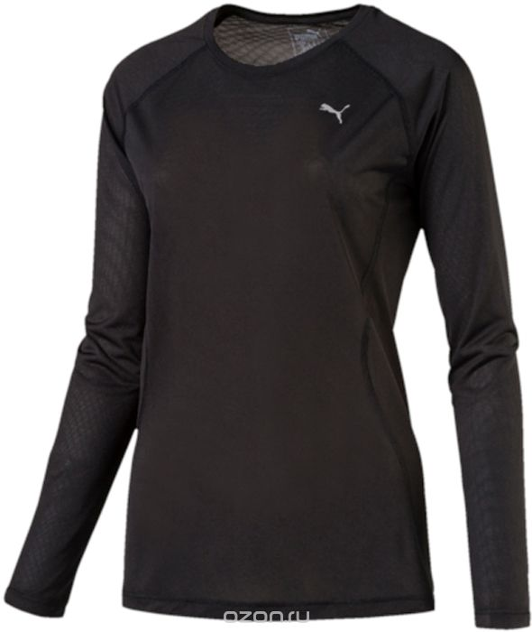 Core-Run L S Tee W Puma Black