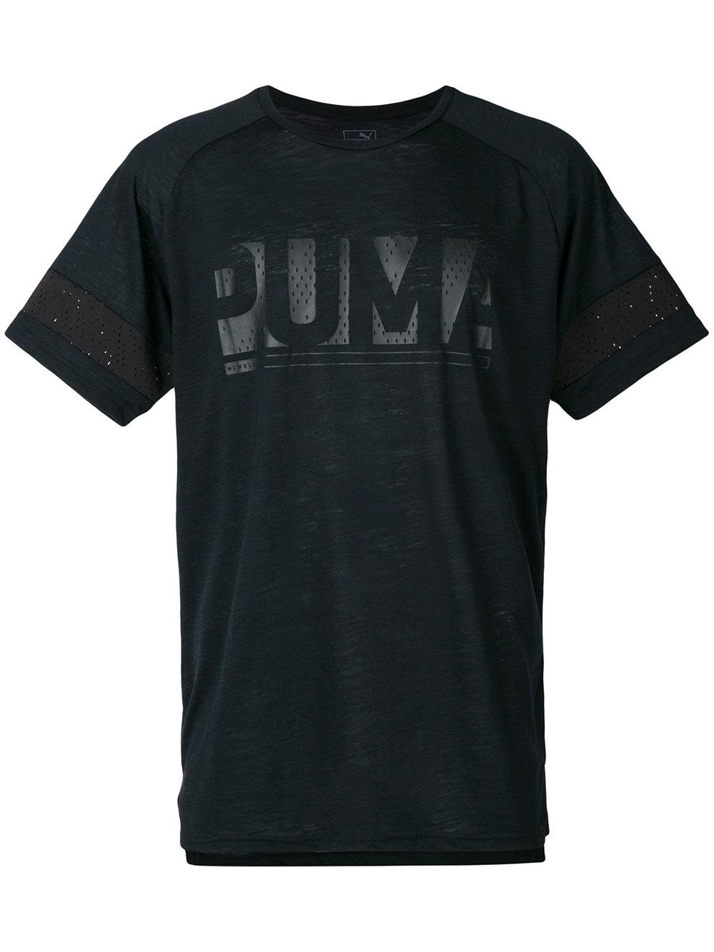 Raglan Energy Tee Puma Black H