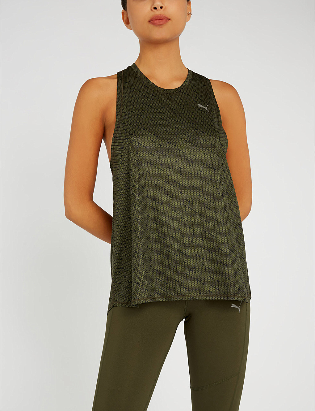 Ignite Tank W forest night-puma black
