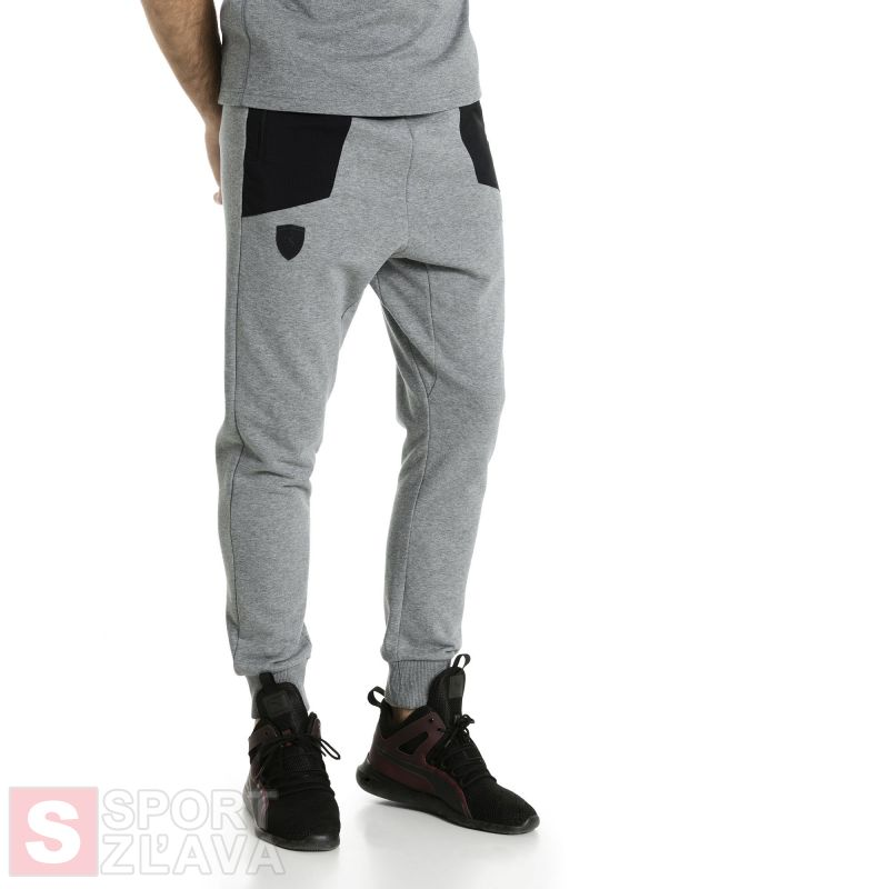 Ferrari Sweat Pants cc Medium Gray Heath