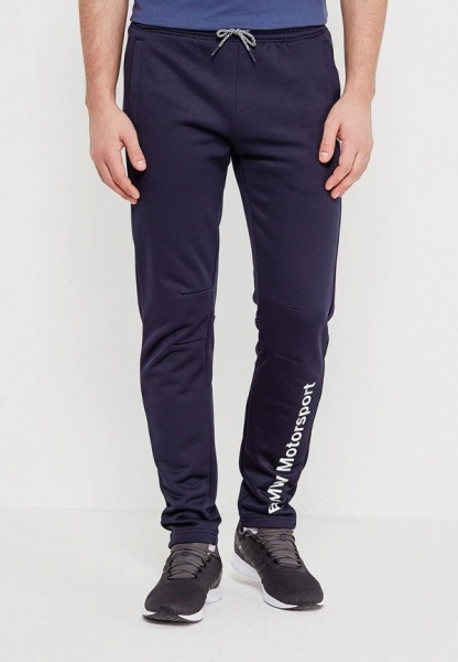 BMW MS Track Pants Team Blue