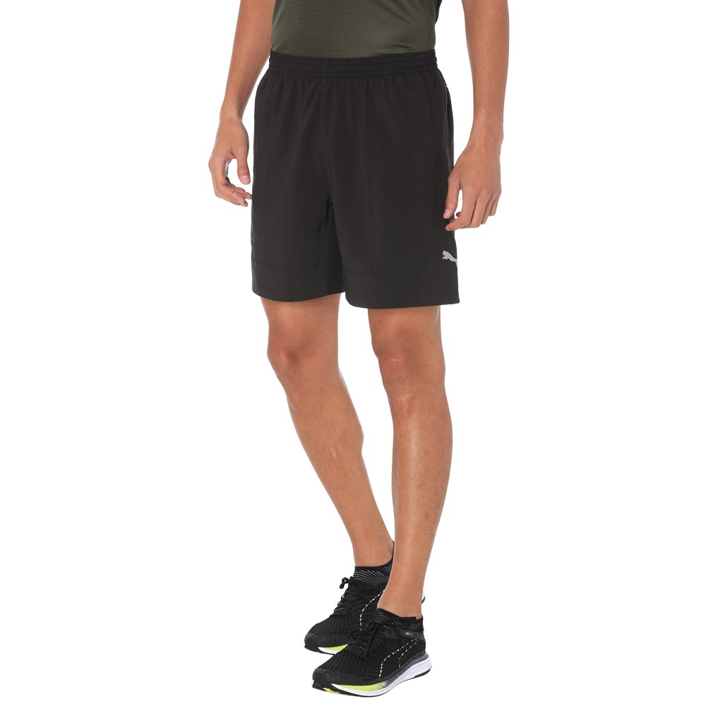 ftblNXT Woven Shorts Puma Black-Puma Bla