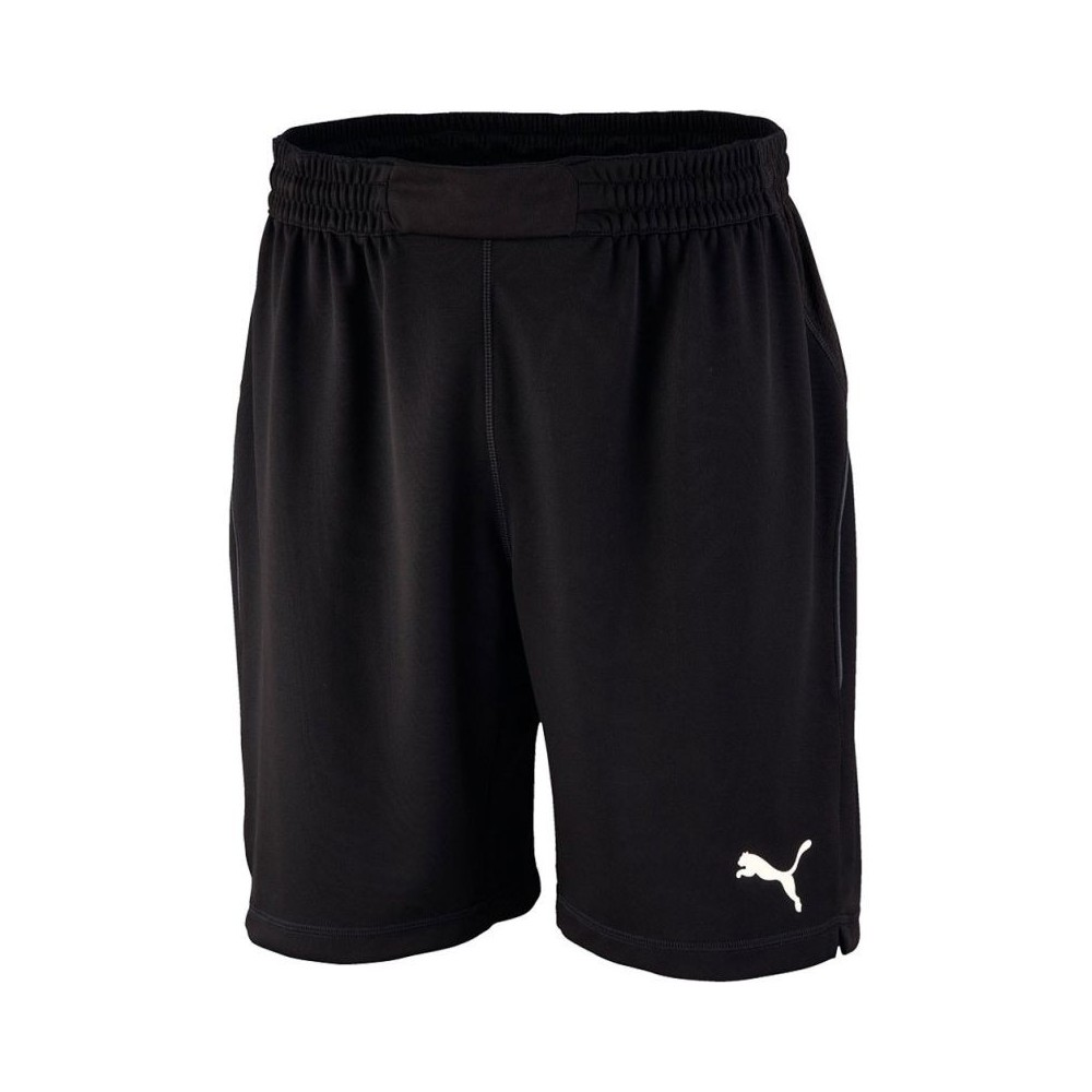 GK Shorts black-ebony