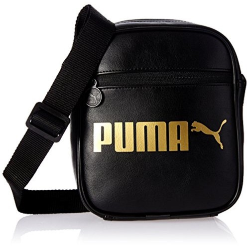 Campus Portable Puma Black-Gol