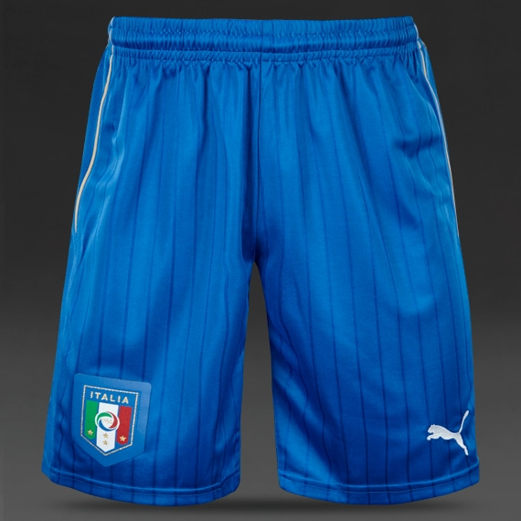 FIGC Italia Away Shorts Replic
