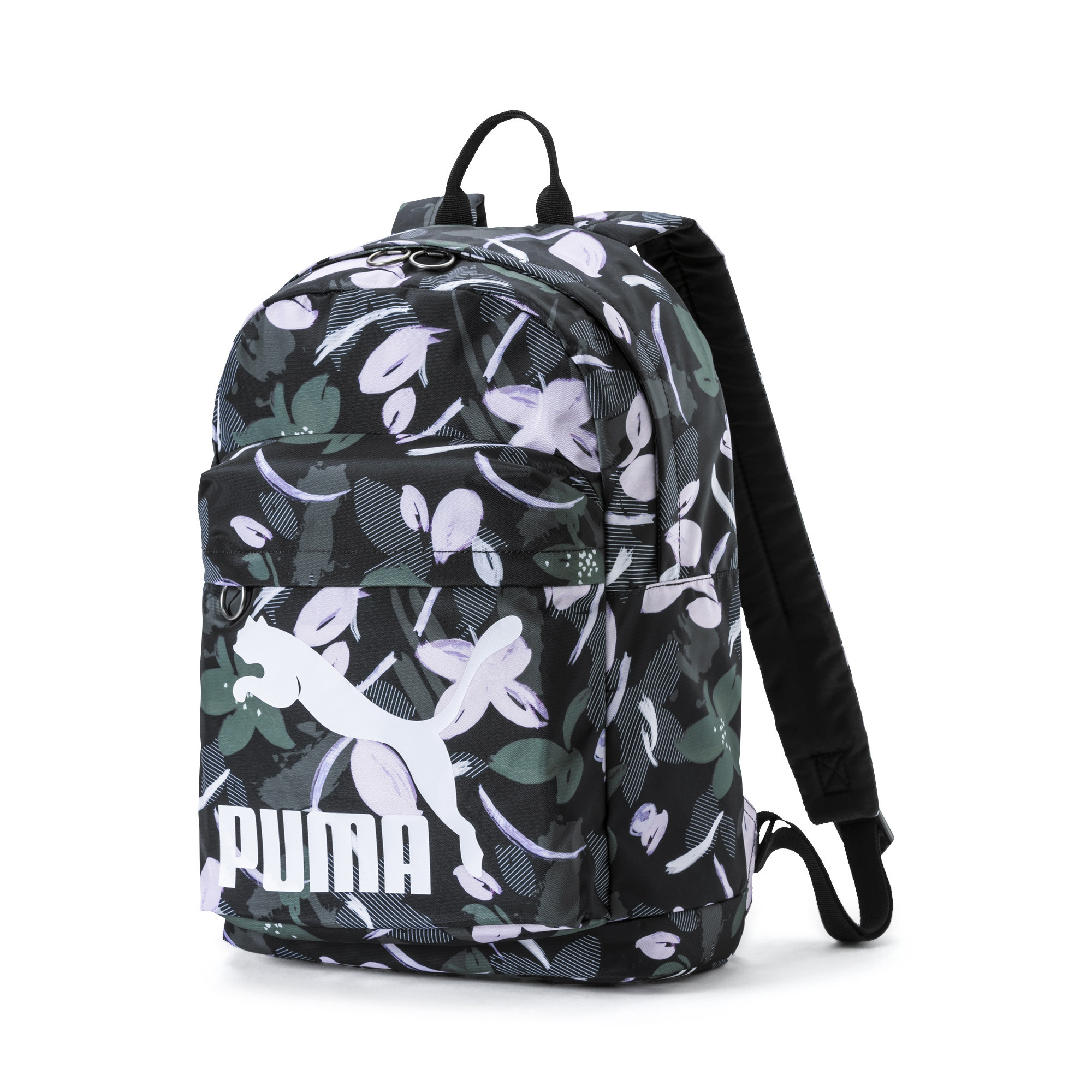 Originals Backpack Puma Black-floral pri