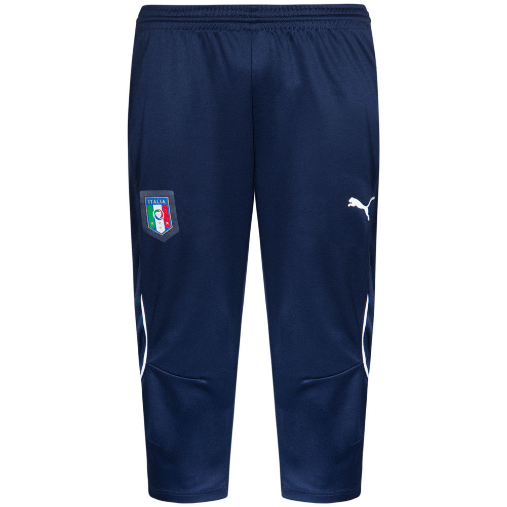 FIGC Italia 3 4 Training Pants