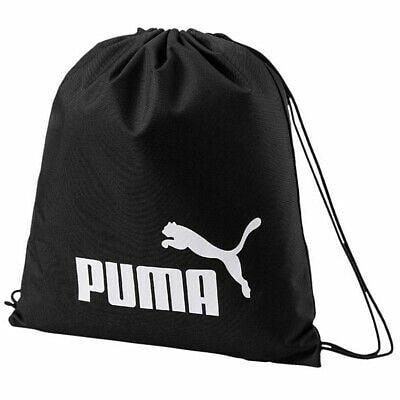 Puma Gym Sack blk