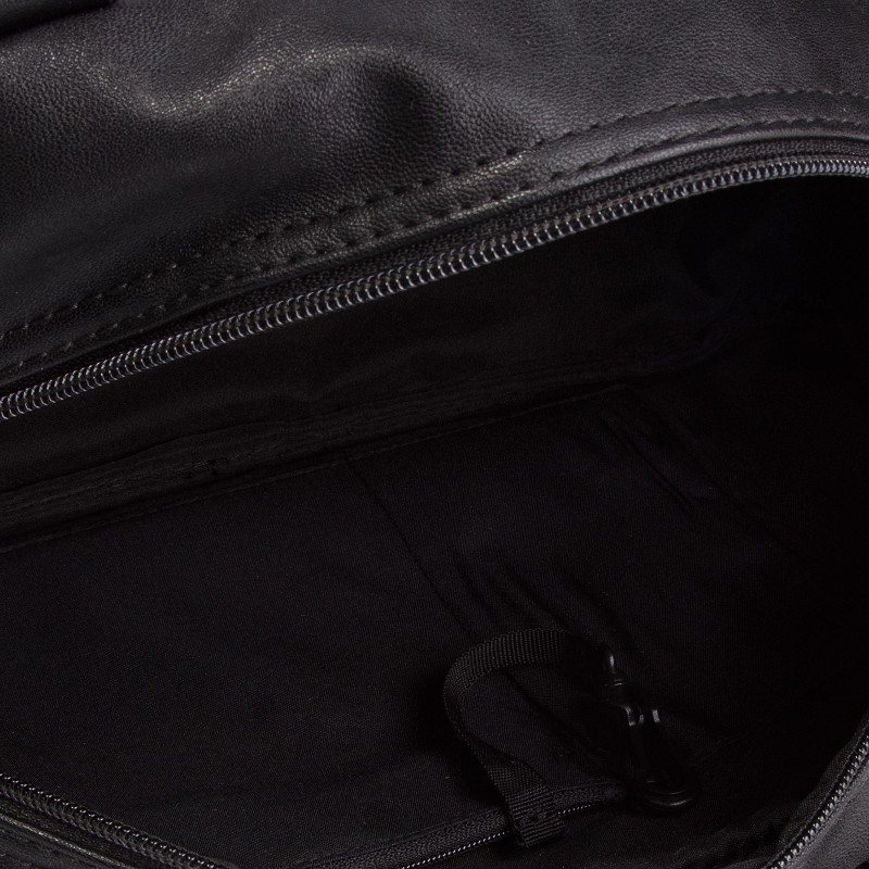 SF LS Handbag Puma Black