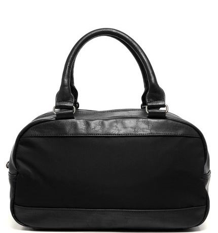 SF LS Handbag Puma Black