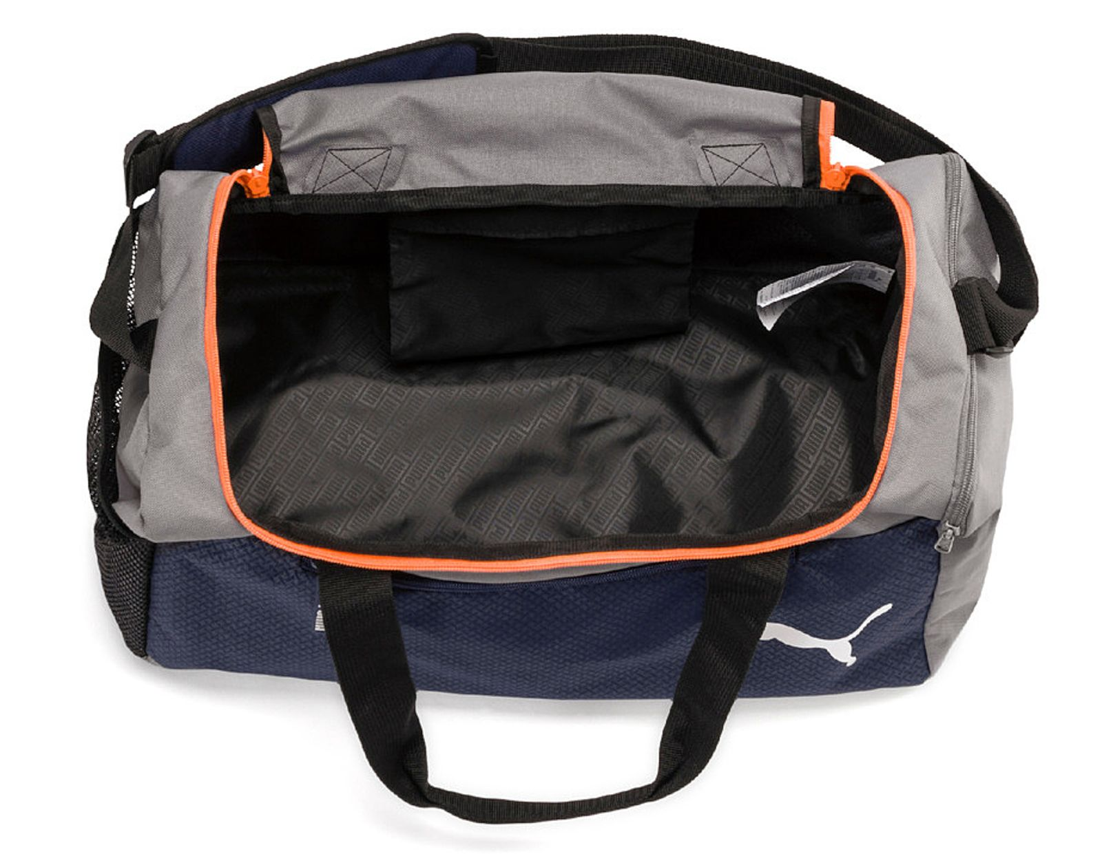 Fundamentals Sports Bag S Peacoat-Firecr