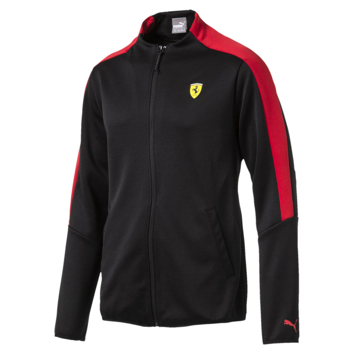 SF T7 Track Jacket Puma Black