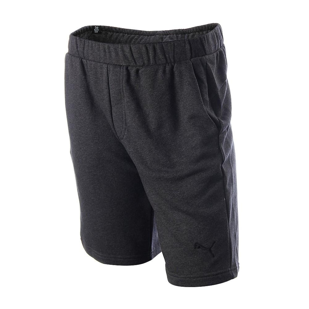 ESS Sweat Shorts 9  Dark Gray