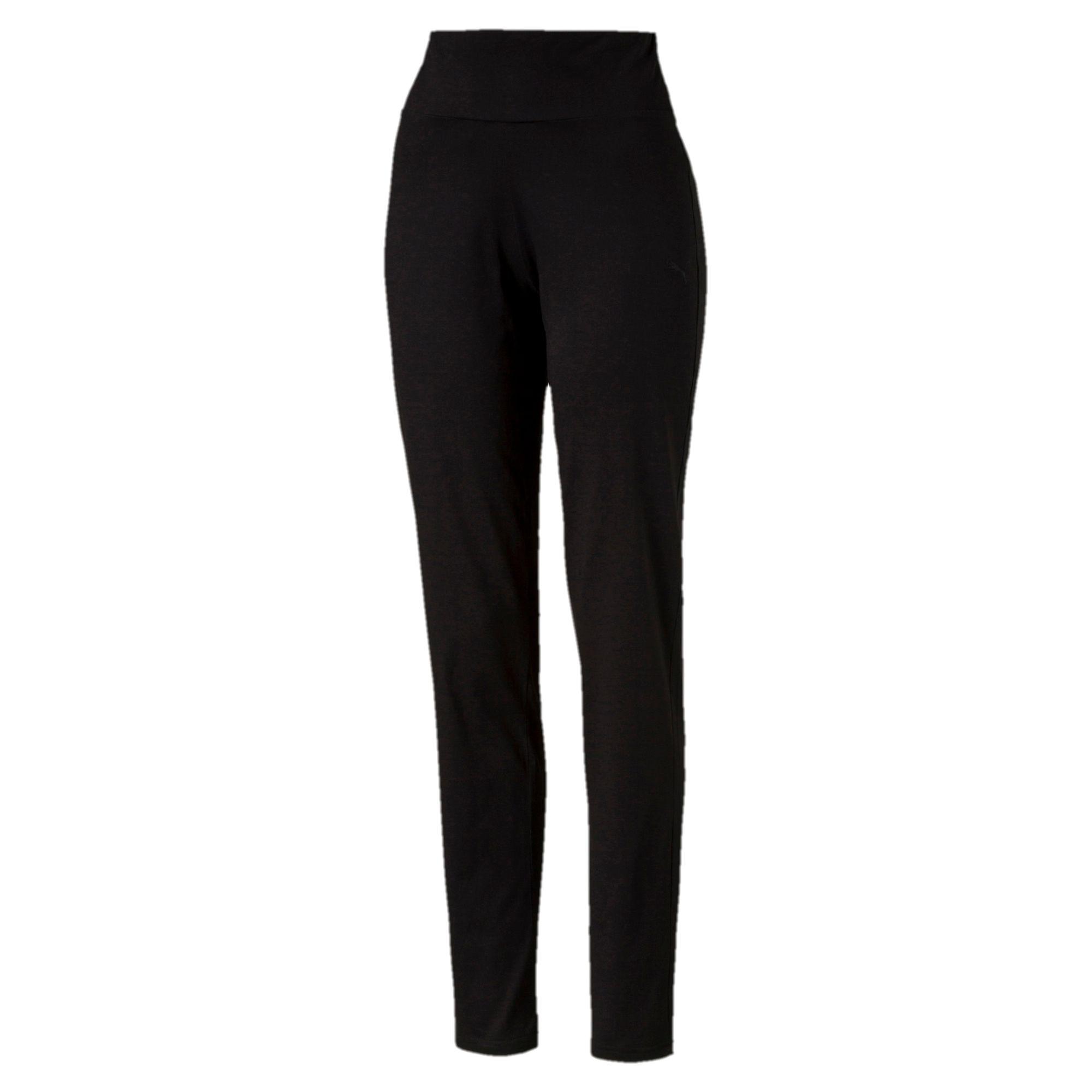 ESS Jersey Pants W Cotton Blac