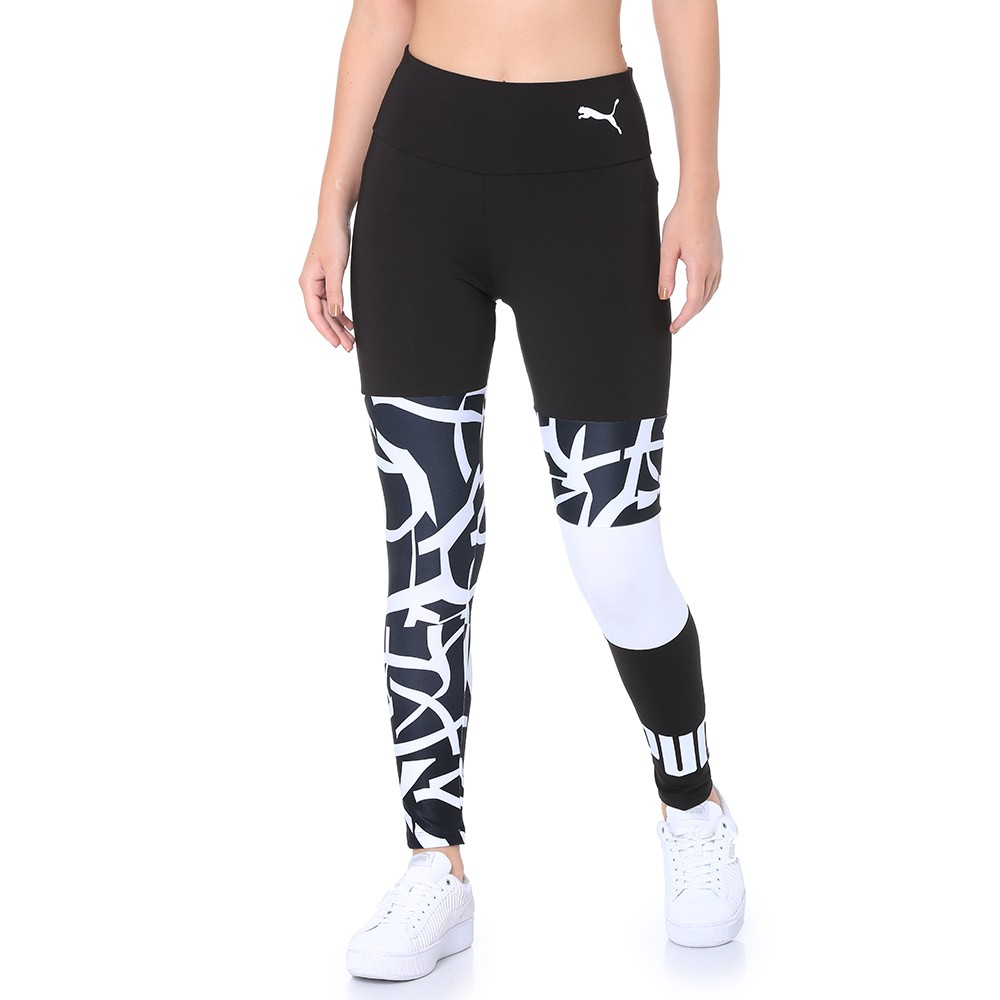 URBAN SPORTS Legging Puma Black
