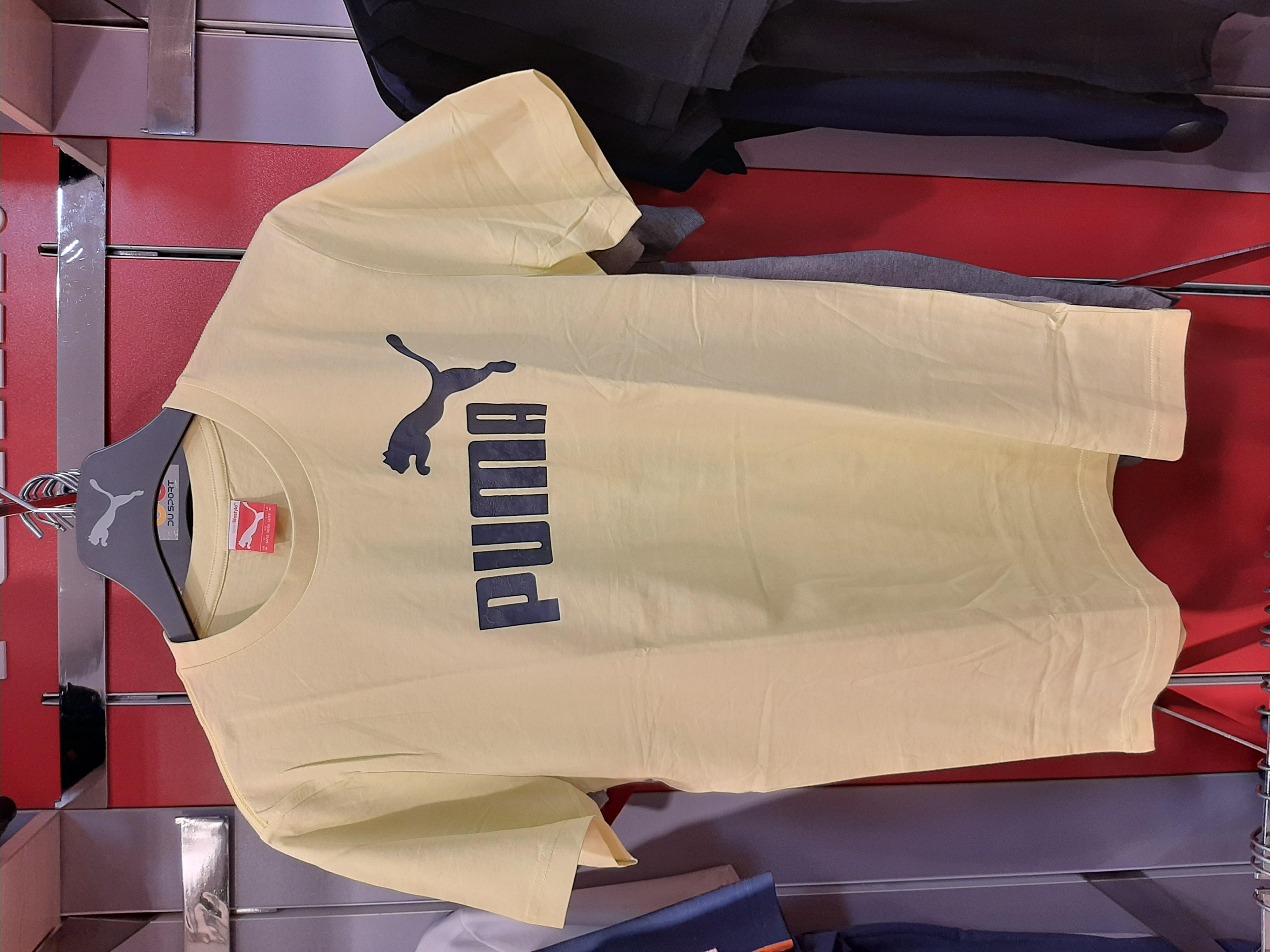 Puma No.1 Logo Tee