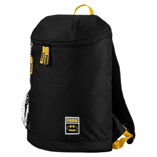 Batman Backpack Puma Black-Bat