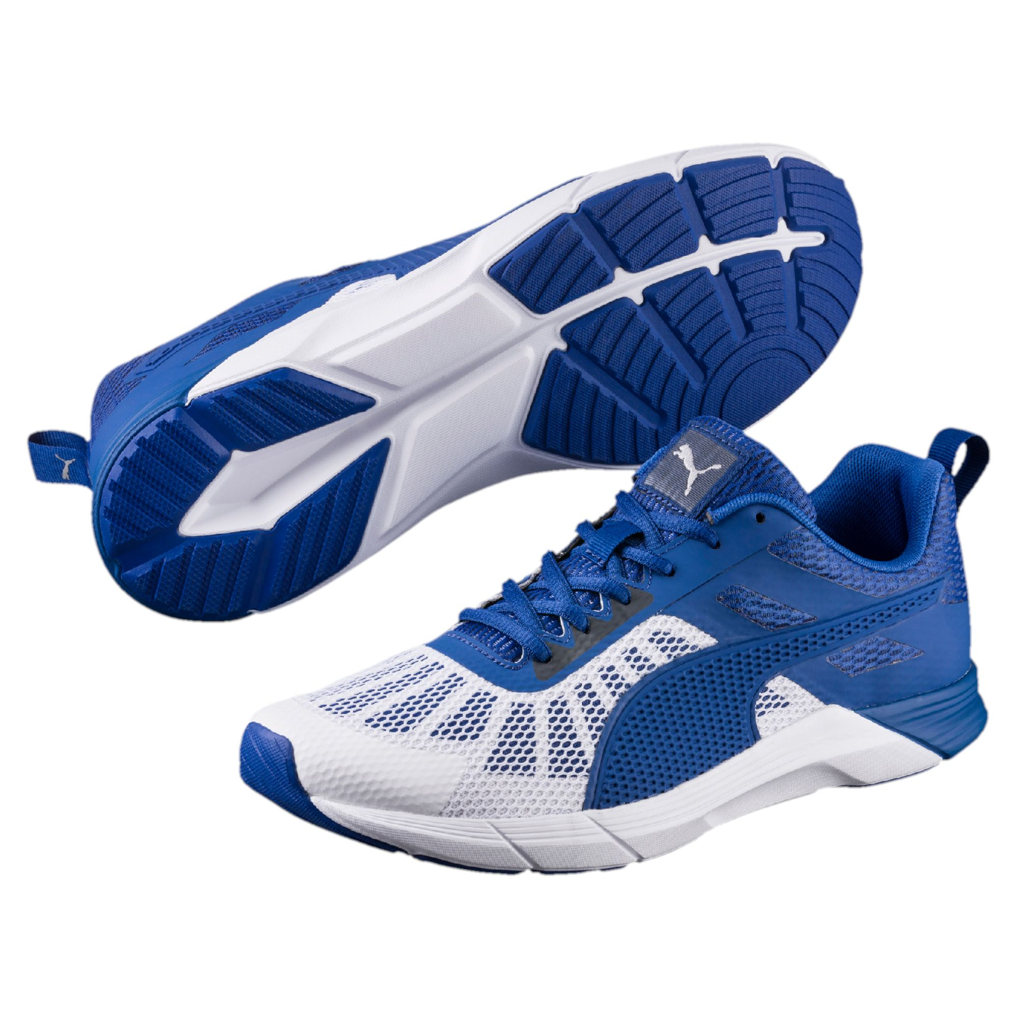 Propel Puma White-1 BLUE-Pu