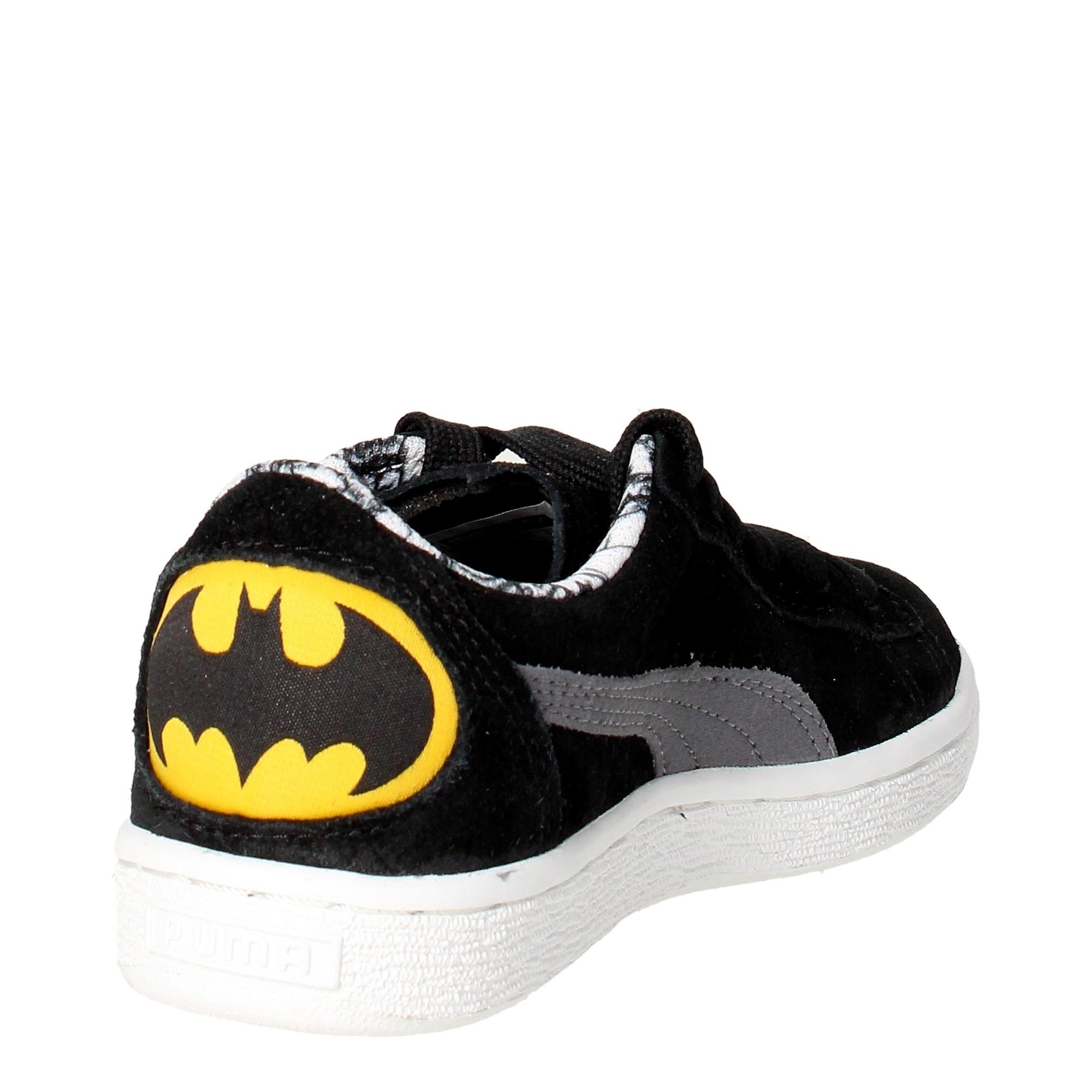 Batman Suede PS Puma Black-Ste