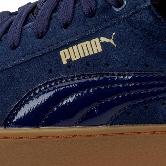 Puma Vikky Platform Peacoat-Pe