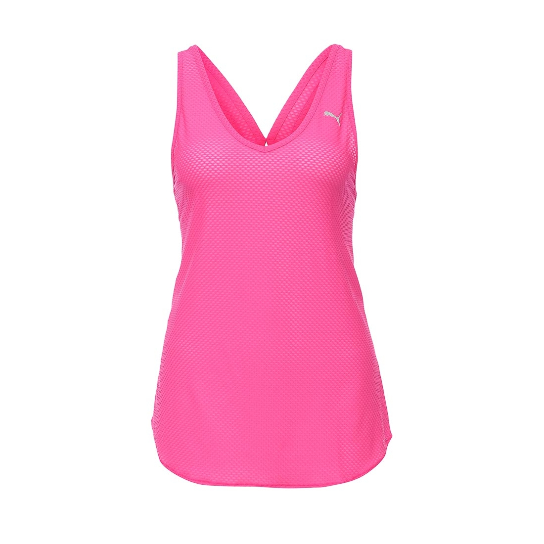Mesh It Up Layer Tank KNOCKOUT