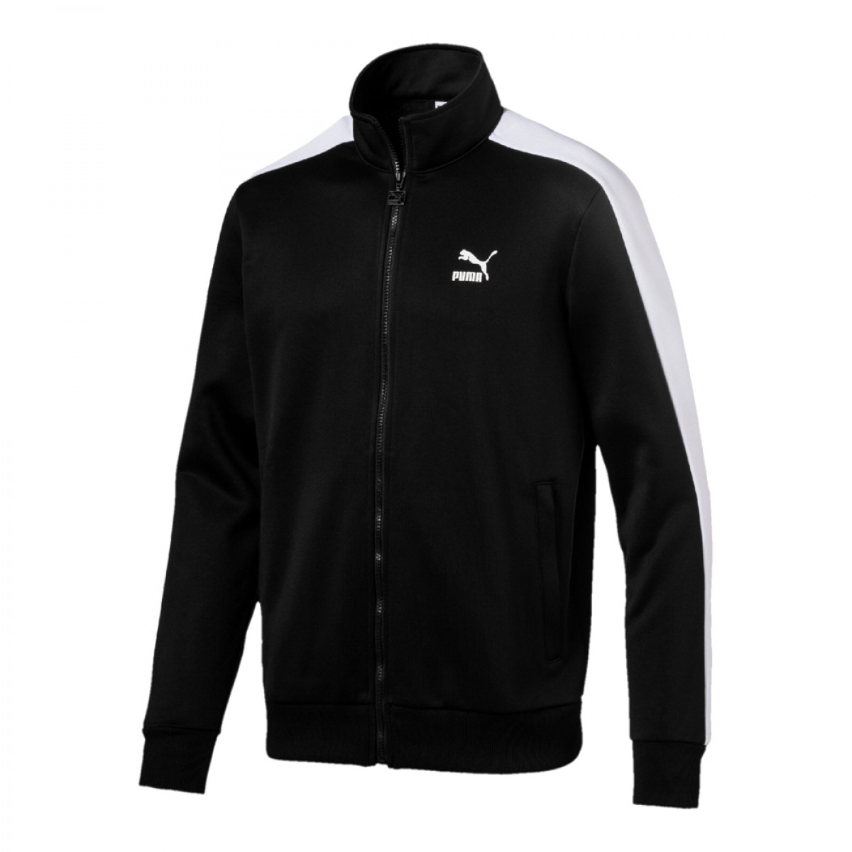 Archive T7 track jacket Puma Black