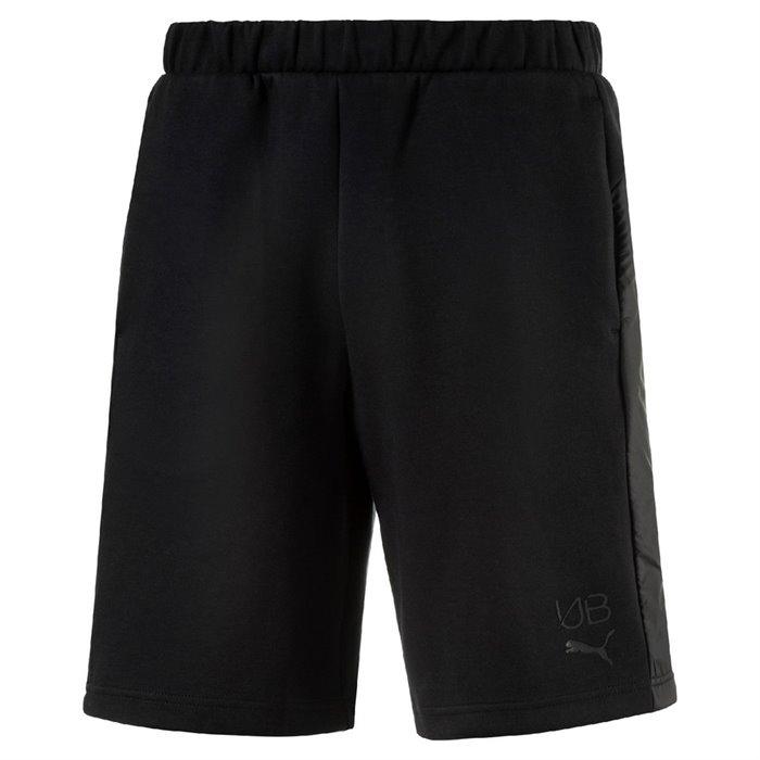 UB Legend Shorts Cotton Black