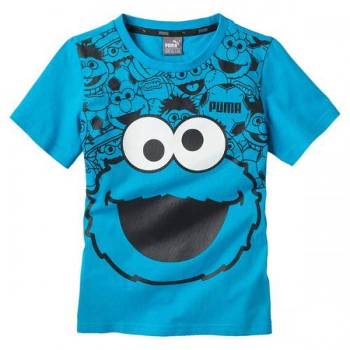 Sesame Street Graphic Tee BLUE