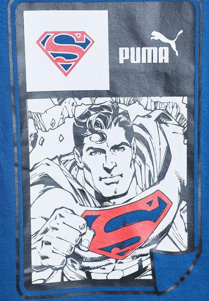 STYLE Superman Tee 1 BLUE