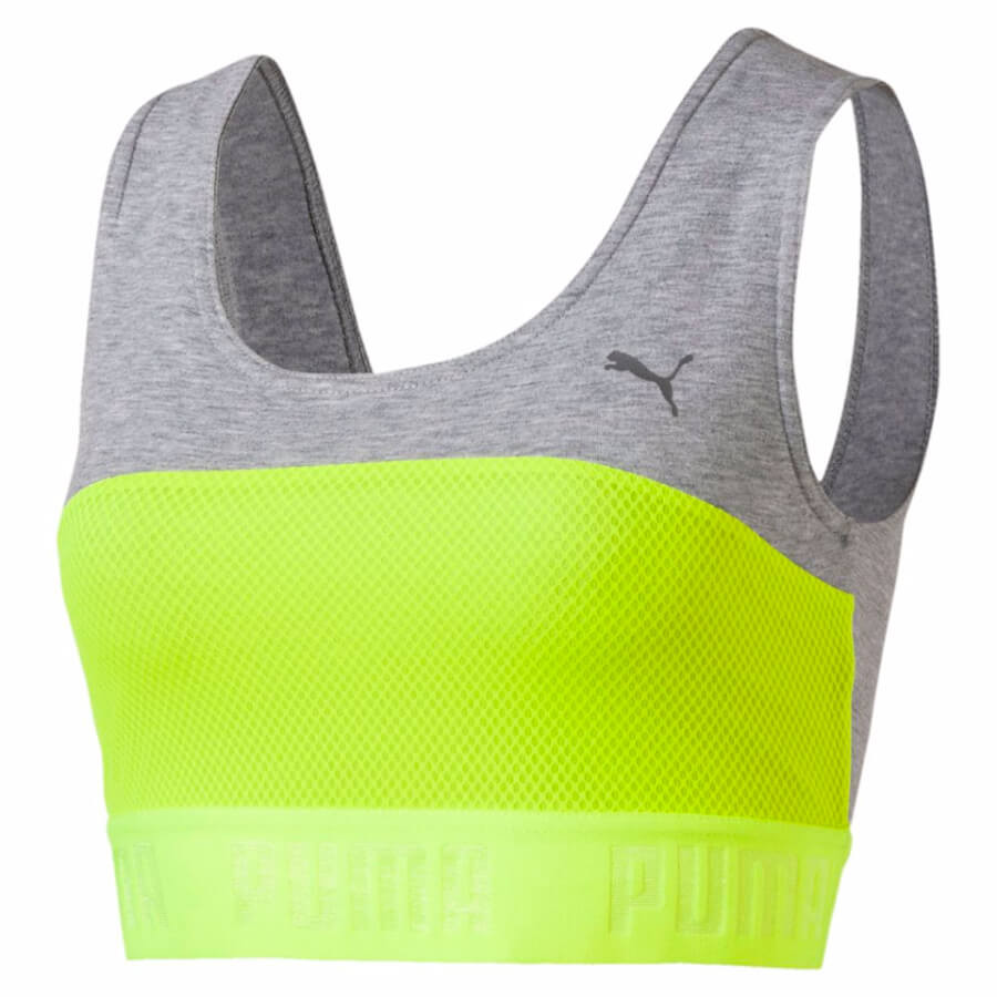 TRANSITION Crop Top W Safety Y