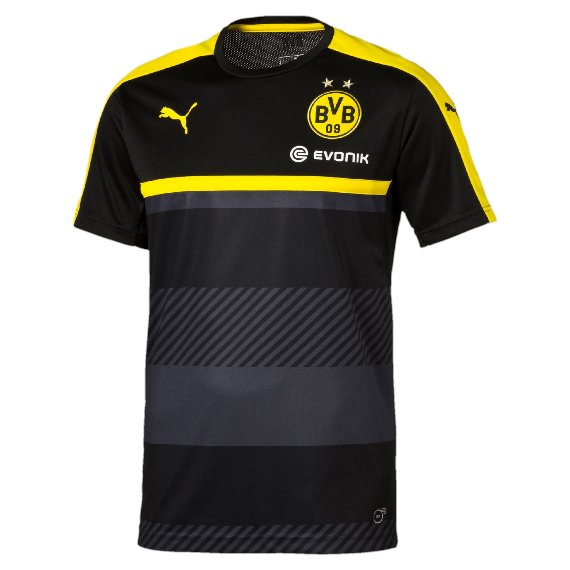 BVB Training Jersey with Spons
