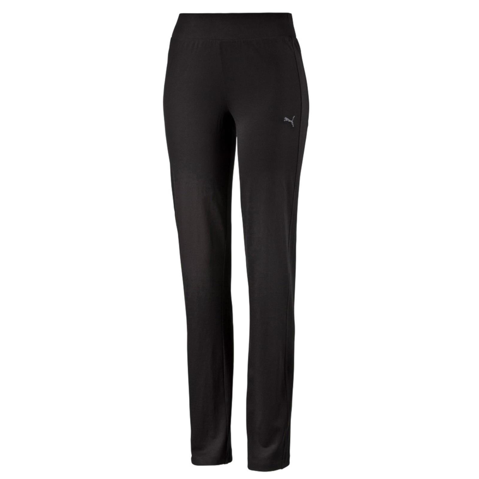 ESS Jersey Pants W black
