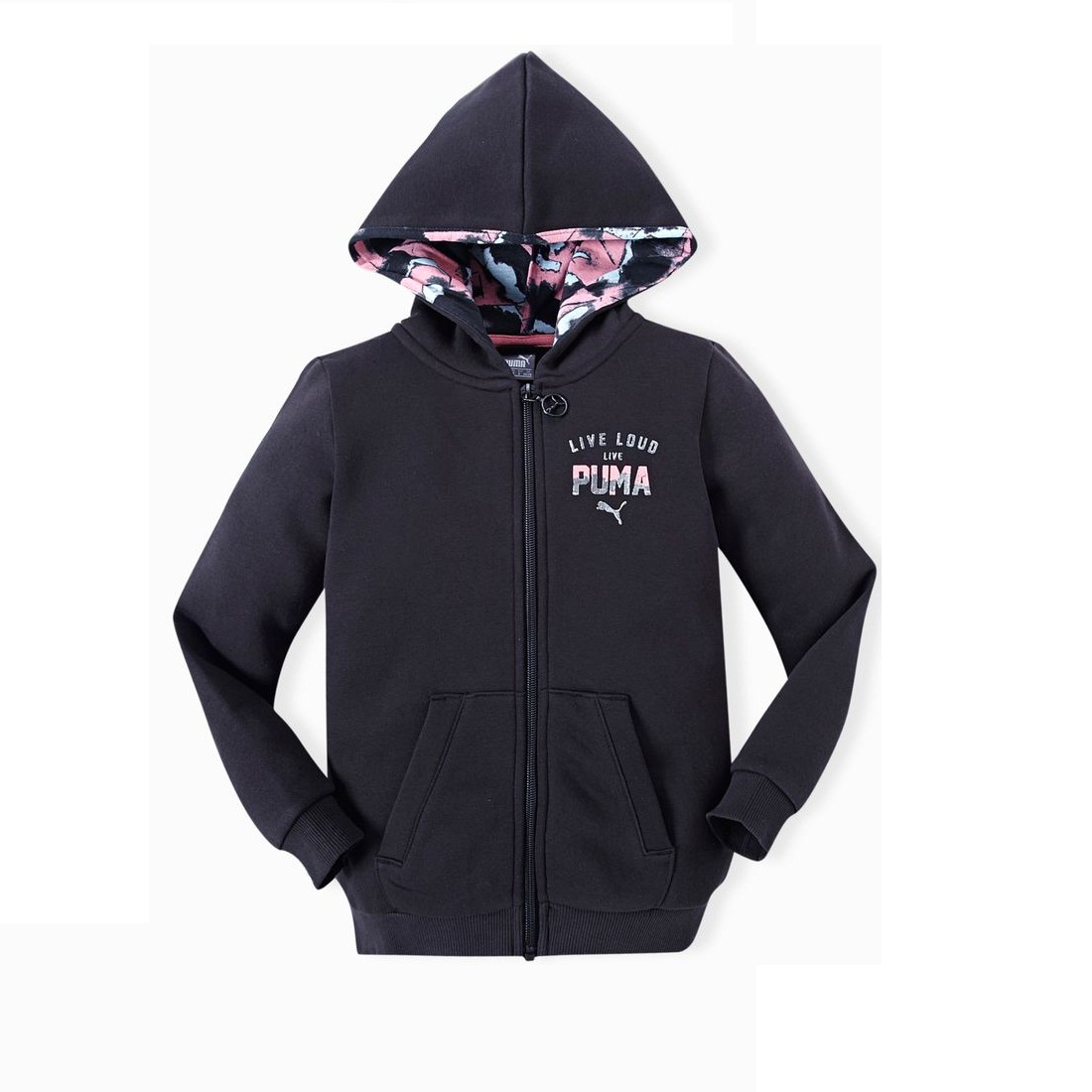FUN IND GRAPHIC HOODED SWEAT J